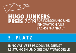 Hugo Junkers Preis 2019