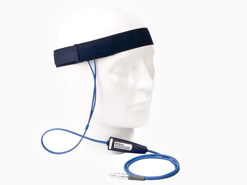 Biofeedback BVP-Kopfsensor