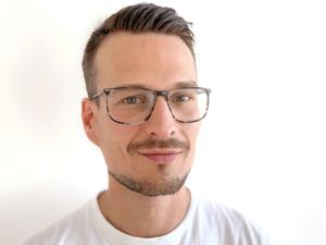 Portrait von HASOMED-Mitarbeiter Oliver Selder