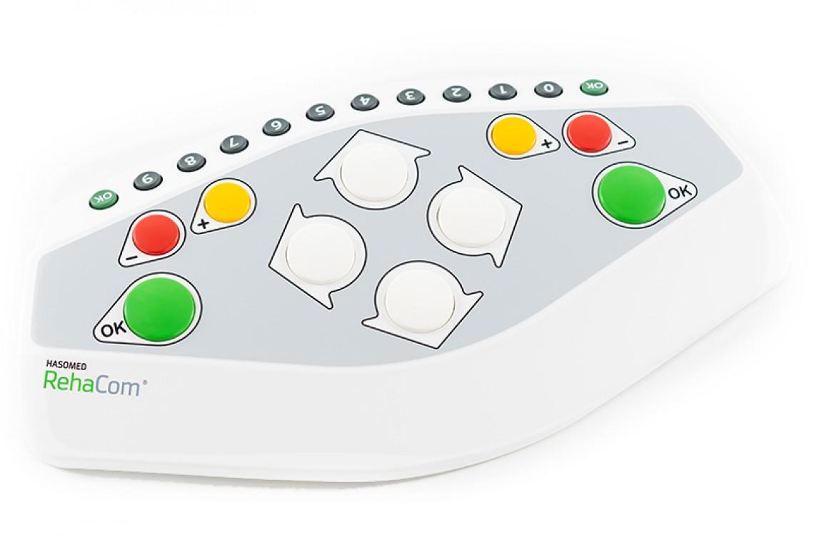 RehaCom-Patiententastatur