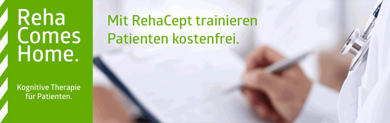 RehaComesHome - kostenfreii für Patienten
