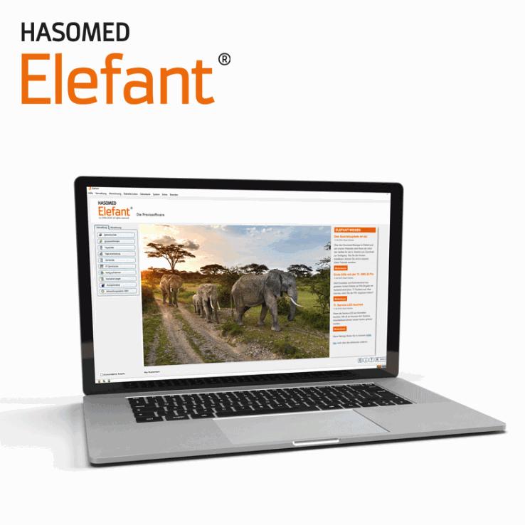 Elefant Praxissoftware