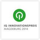 IQ Innovationspreis Magdeburg 2104